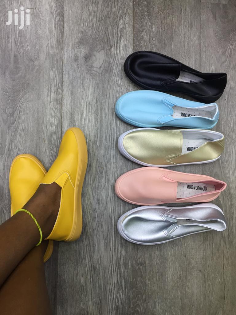 Canvas Ladies' Shoes