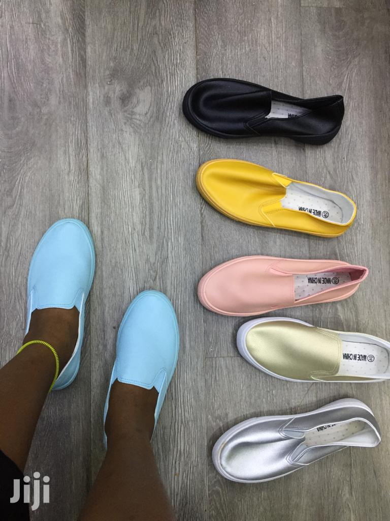Canvas Ladies' Shoes   Shoes for sale in Nairobi Central, Nairobi, Kenya