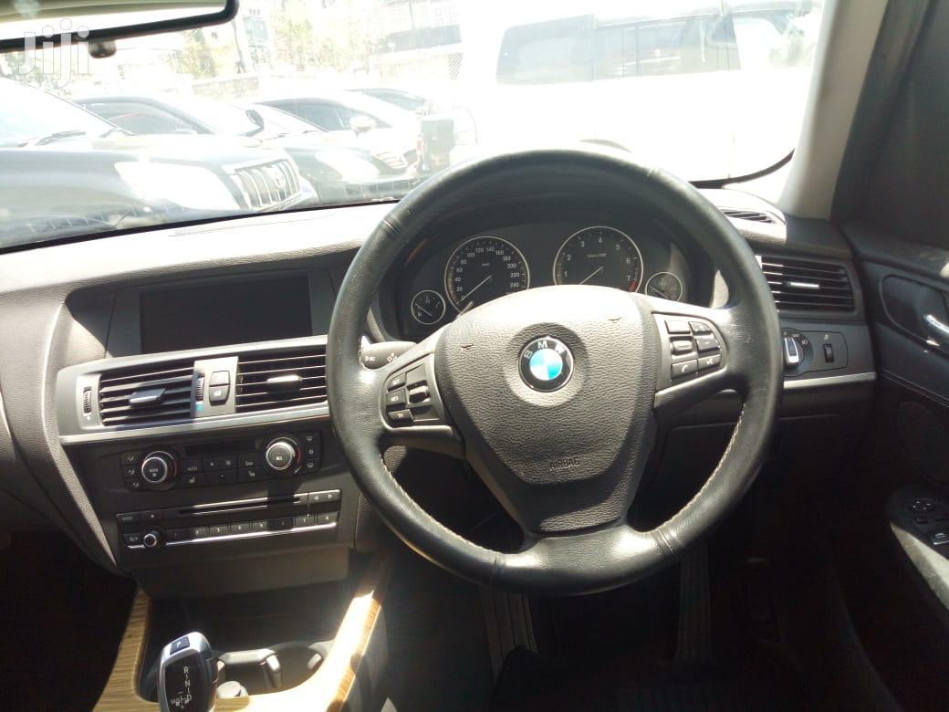 BMW X3 2012 Red   Cars for sale in Mvita, Mombasa, Kenya