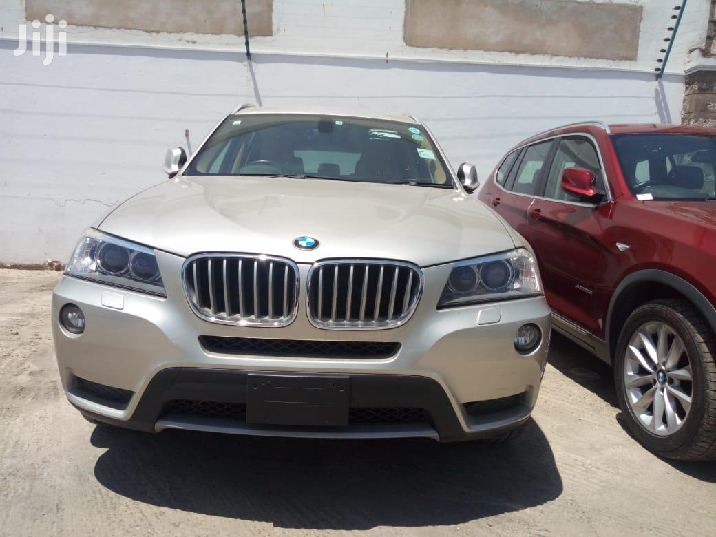 BMW X3 2012 Gold | Cars for sale in Mvita, Mombasa, Kenya