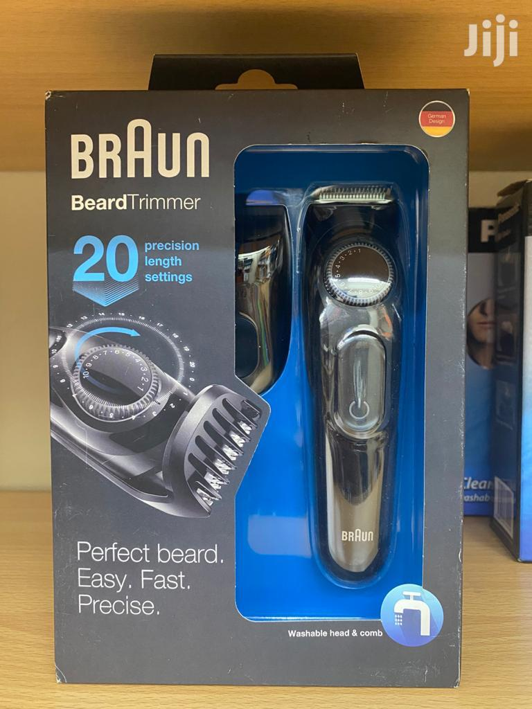 Braun BT5070 Men's Beard Trimmer,