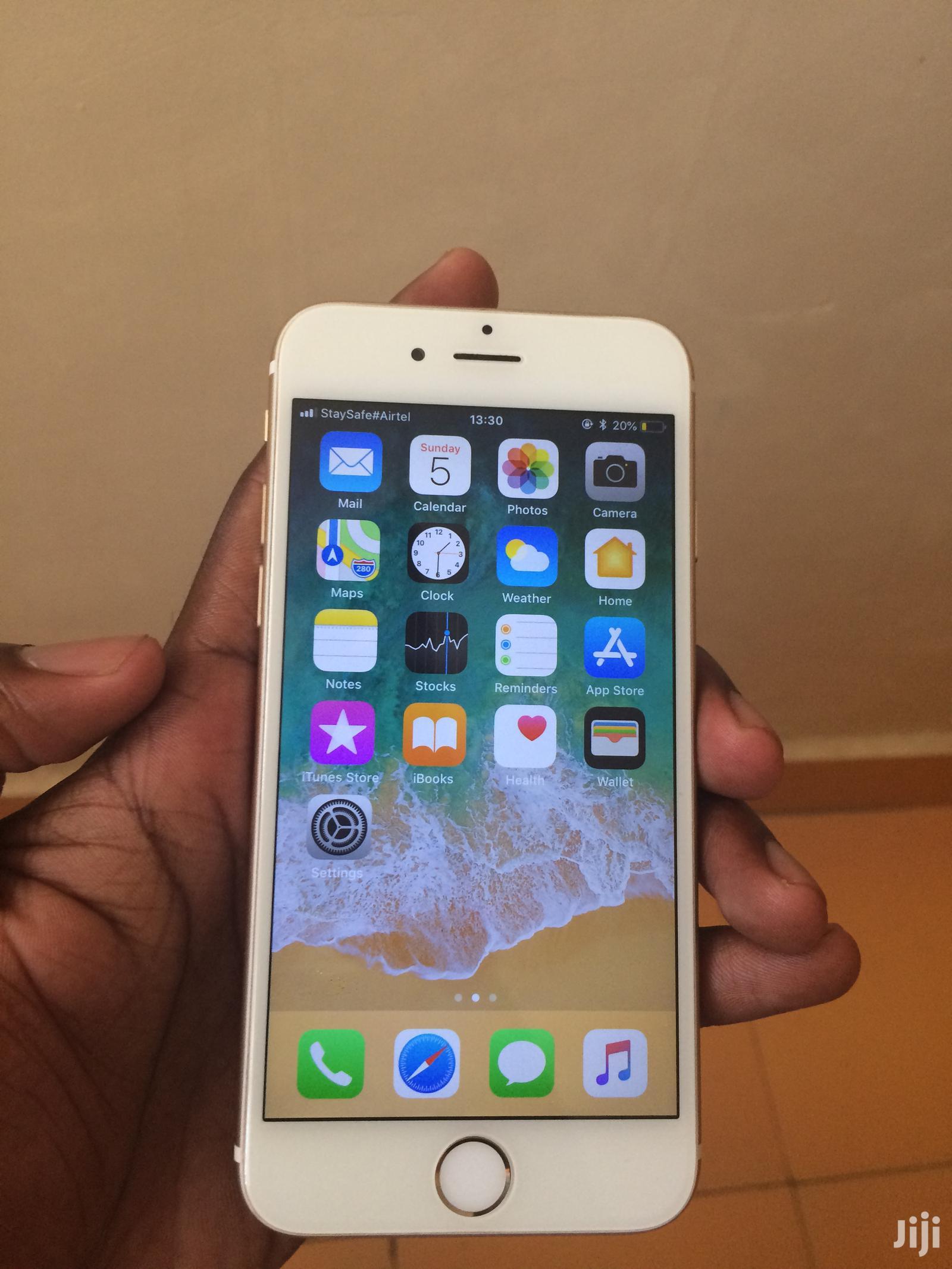 Apple iPhone 6 16 GB Gold | Mobile Phones for sale in Eldoret CBD, Uasin Gishu, Kenya