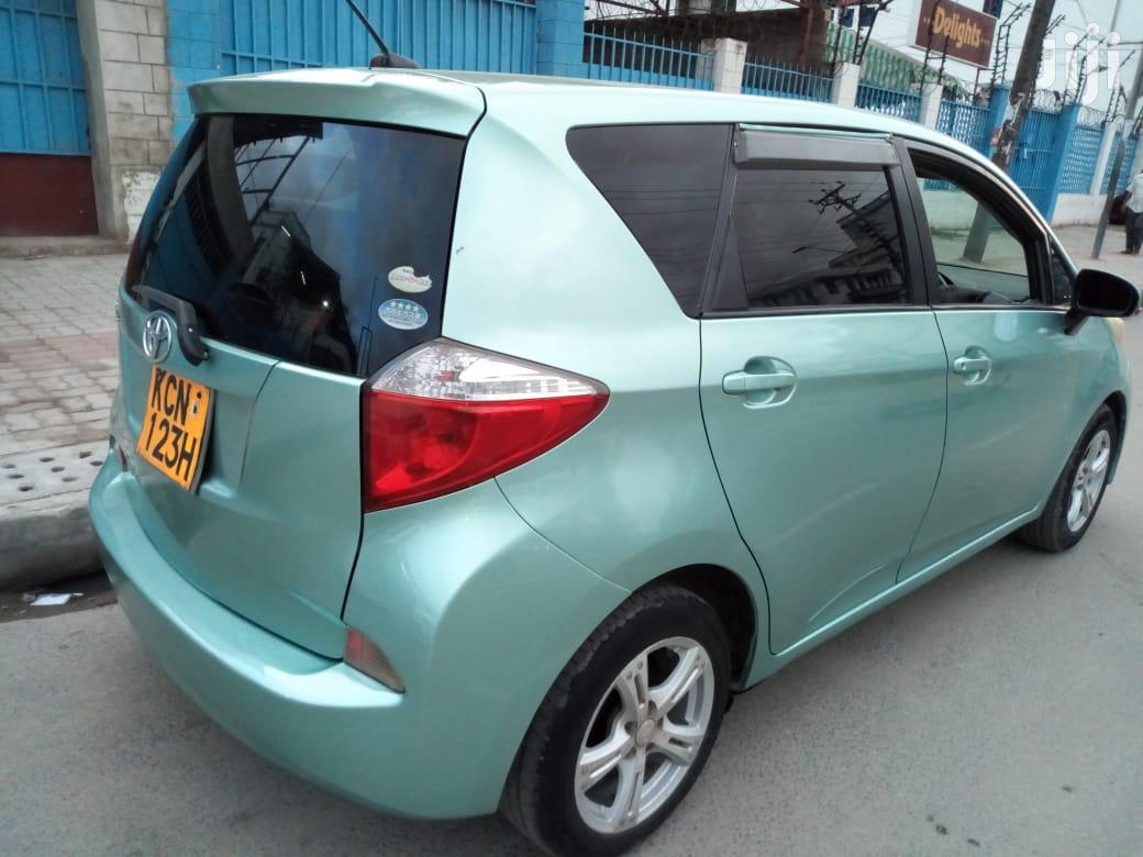 Toyota Ractis 2011 Green   Cars for sale in Mvita, Mombasa, Kenya