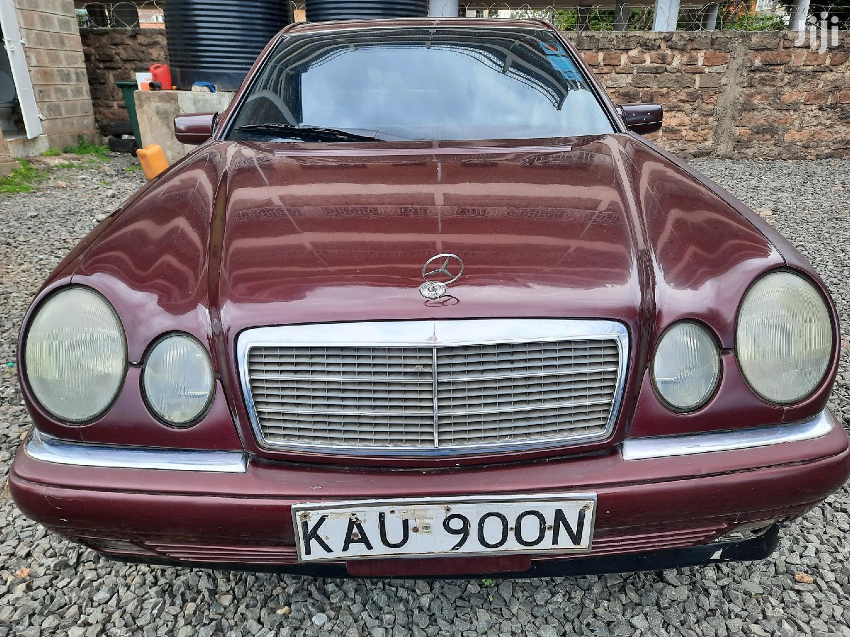 Mercedes-Benz E200 1998 Red | Cars for sale in Langata, Nairobi, Kenya