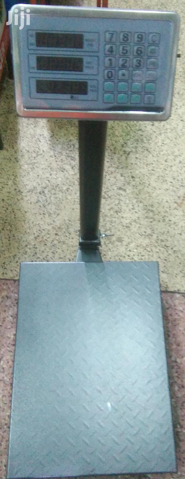 Digital Platform Weighing Scale 300kg Capacity