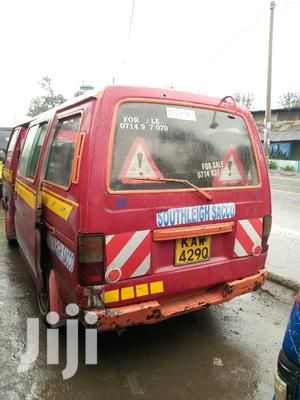 Nissan Td27 Matatu 1999 Red For Sale   Buses & Microbuses for sale in Nairobi, Airbase