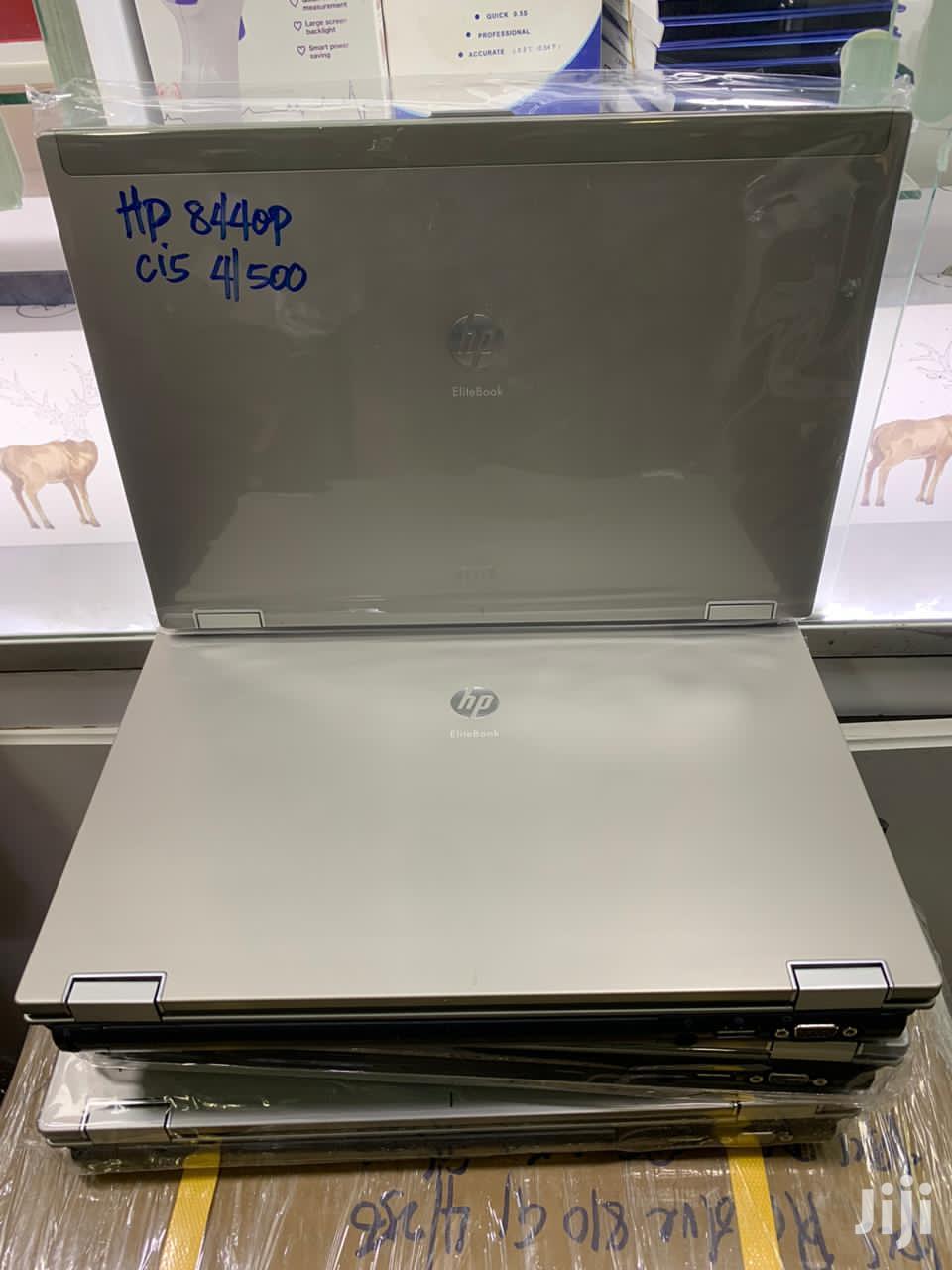 Laptop HP EliteBook 8440P 4GB Intel Core I5 HDD 500GB