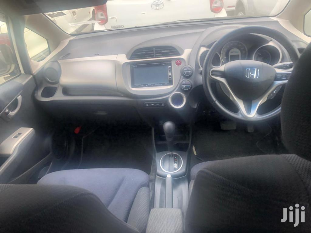 Archive: Honda Fit 2012 White