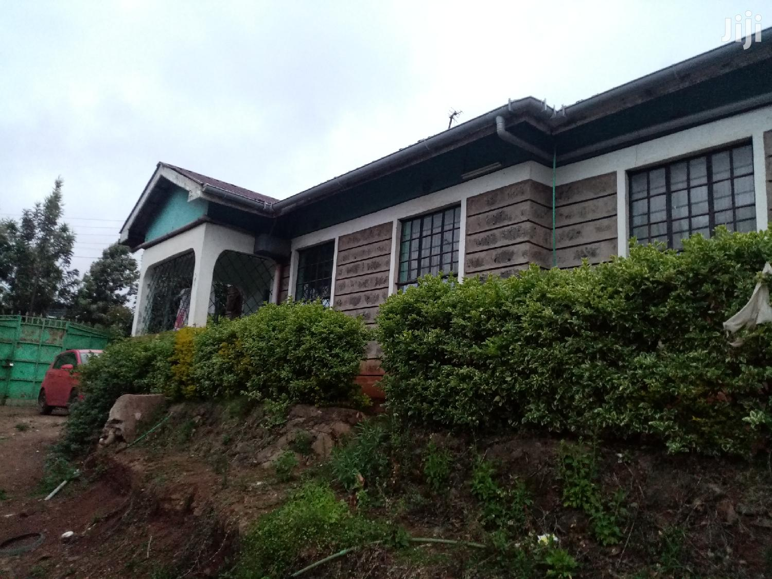 4 Bedroom Own Compound In Ngong Town