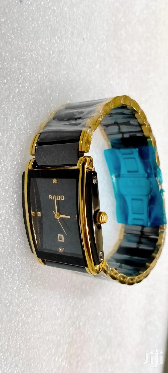 Unique Quality Rado Watch For Gents | Watches for sale in Nairobi Central, Nairobi, Kenya
