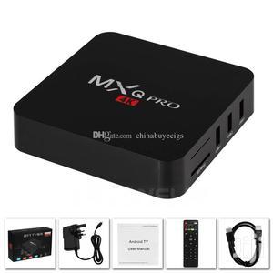 MXQ Pro 4k Tv Box   TV & DVD Equipment for sale in Nairobi, Nairobi Central