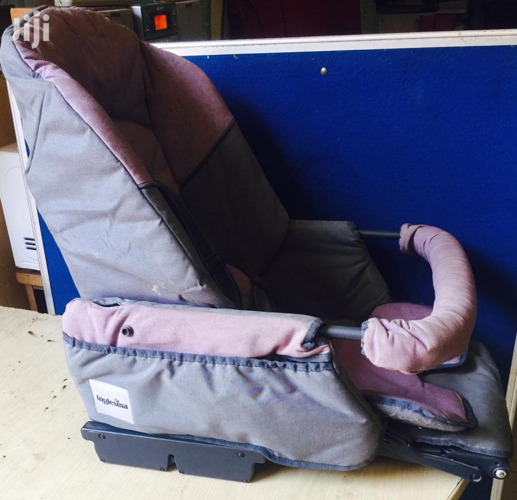 Uk-inglesina Italian Car Seat And Baby Bed | Children's Gear & Safety for sale in Parklands/Highridge, Nairobi, Kenya