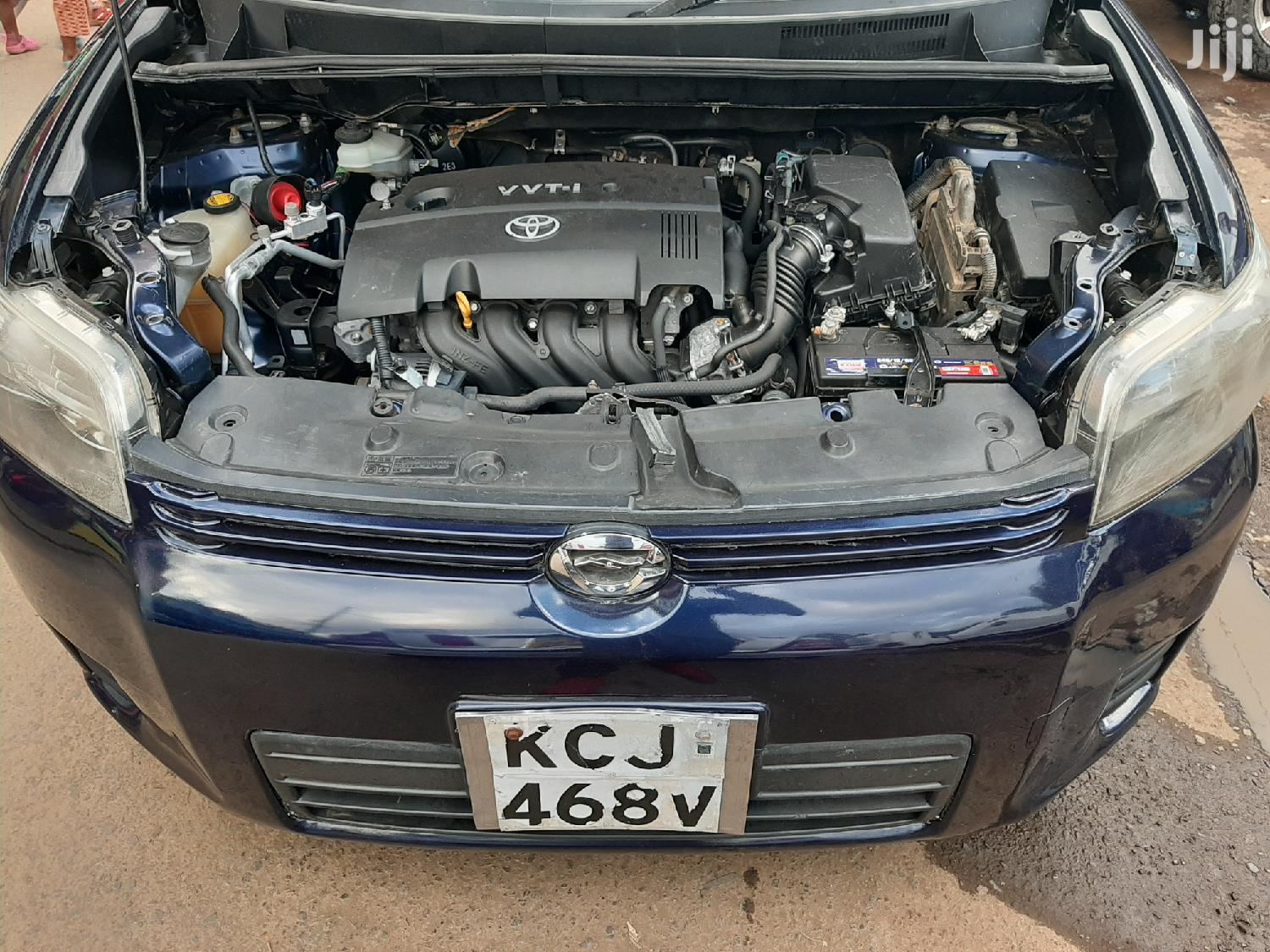 Archive: Toyota Corolla Rumion 2009 Blue