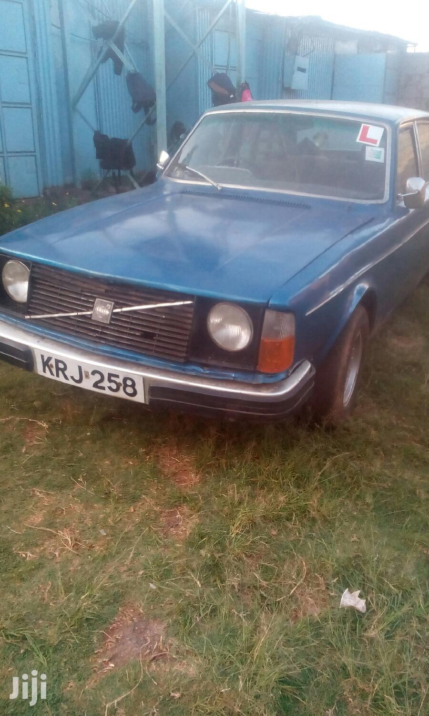 Volvo 244 1977 Blue | Cars for sale in Lavington, Nairobi, Kenya