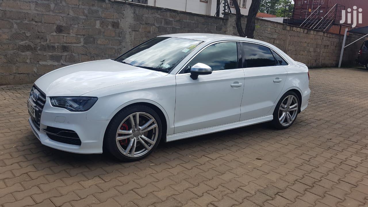 Audi S3 2015 Quattro 2.0T Premium Plus White