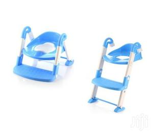 Potty Trainer Ladder - Portable Training Kids Toilet Blue   Baby & Child Care for sale in Nairobi, Nairobi Central