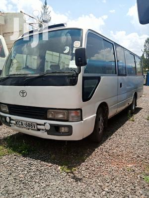 Toyota Coaster 2007 White | Buses & Microbuses for sale in Nairobi, Runda