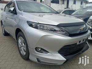 Toyota Harrier 2013 Silver | Cars for sale in Mvita, Majengo