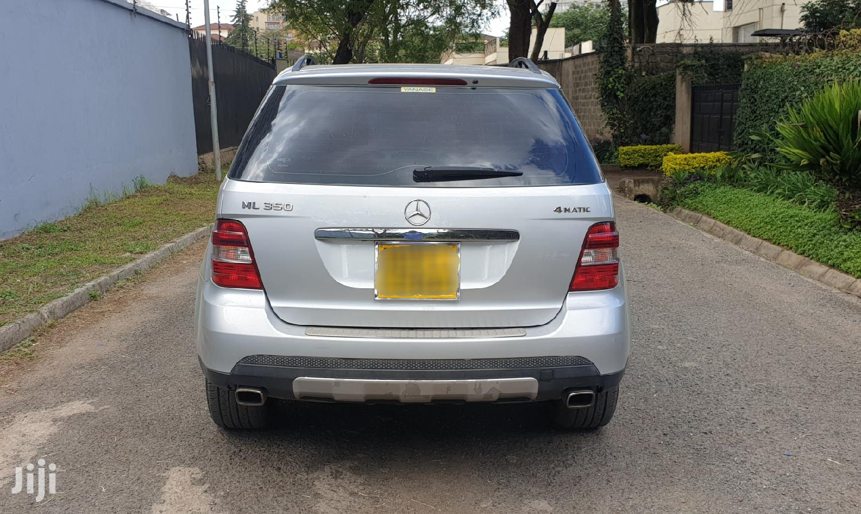 Mercedes-Benz M Class 2007 Gray | Cars for sale in Kilimani, Nairobi, Kenya