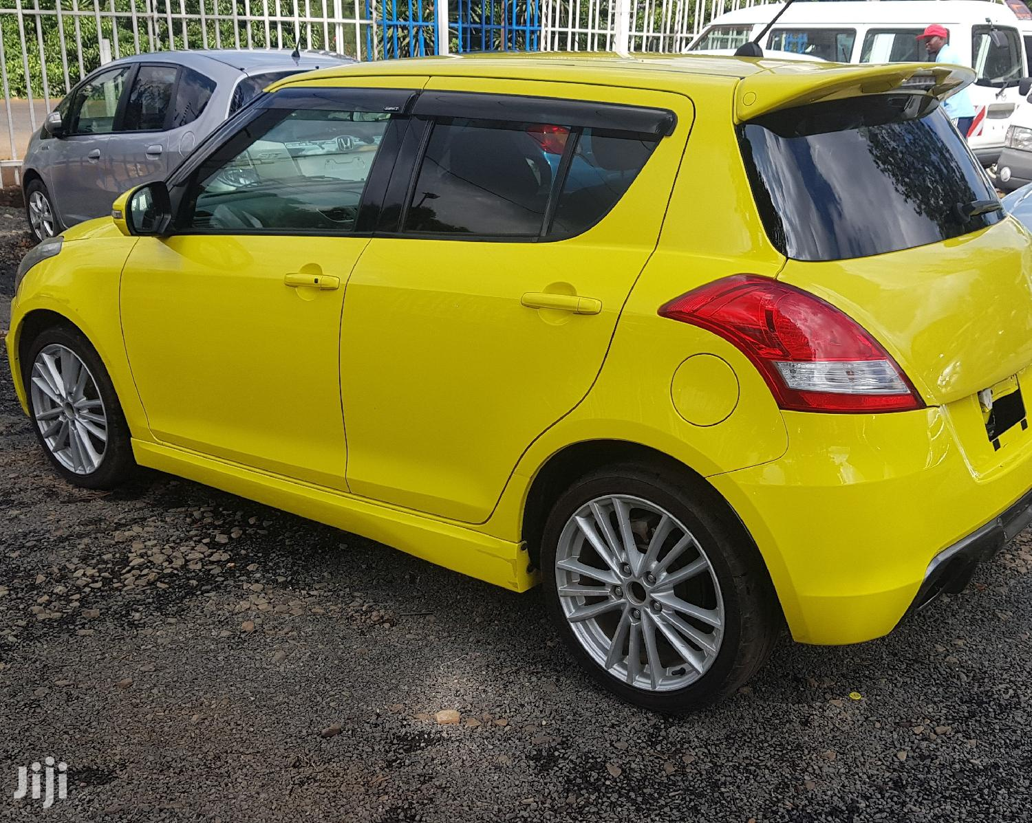 Archive: New Suzuki Swift 2013 Yellow