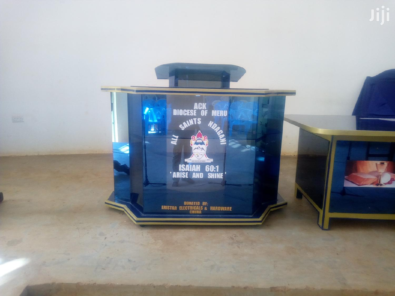 Pulpit /Podiums | Furniture for sale in Nairobi Central, Nairobi, Kenya