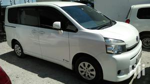 Toyota Voxy 2012 White | Cars for sale in Mombasa, Tudor