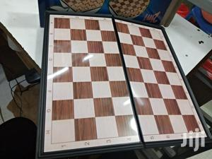 2 In 1 Checkers And Chess Boards Available Purely Magnetic. | Books & Games for sale in Nairobi, Nairobi Central