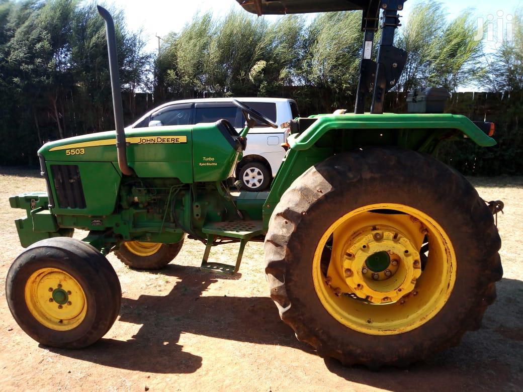 Archive: John Deere Tractor