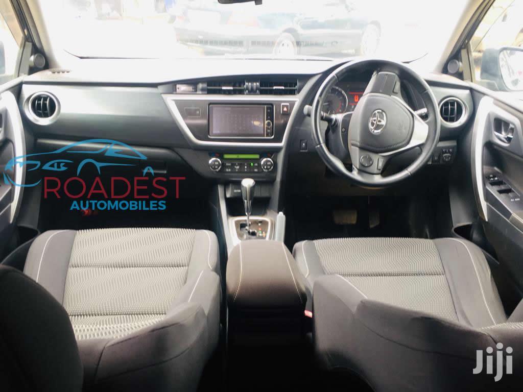 Archive: New Toyota Auris 2013 Black