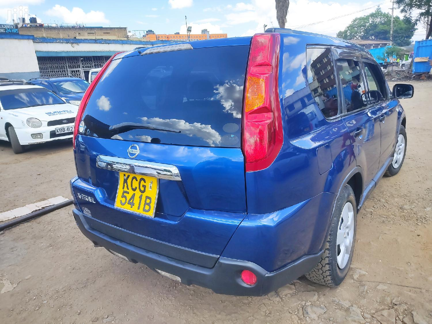 Nissan X-Trail 2008 Blue | Cars for sale in Nairobi Central, Nairobi, Kenya