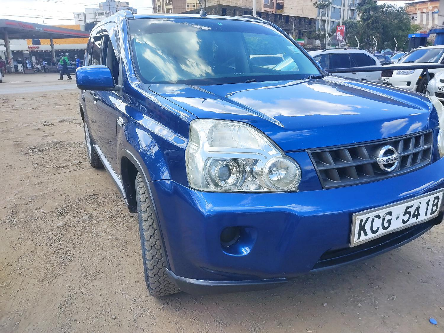 Nissan X-Trail 2008 Blue