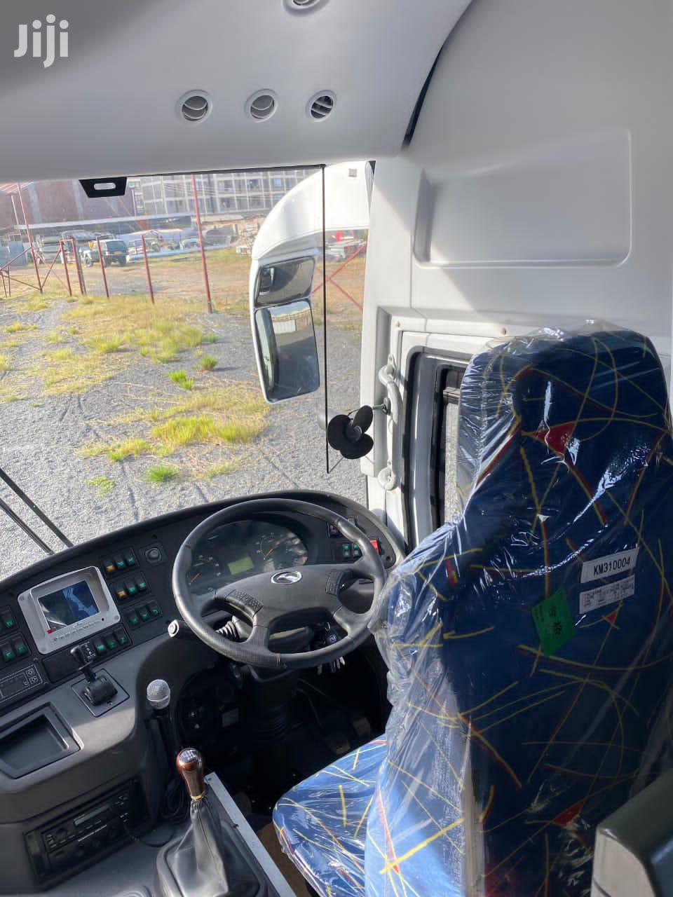 King Long Coach Bus White for Sale | Buses & Microbuses for sale in Nairobi South, Nairobi, Kenya