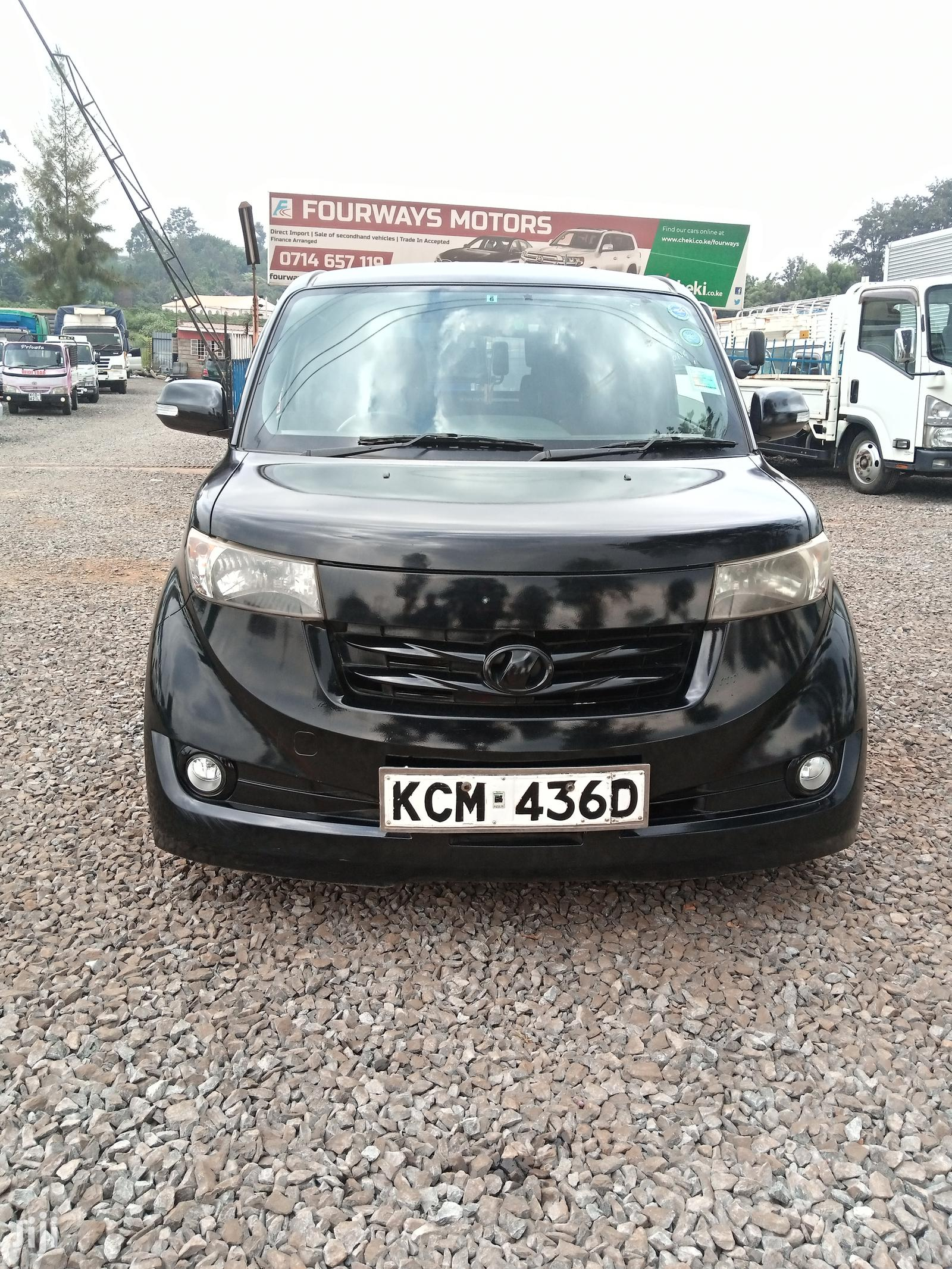 Toyota bB 2011 Black | Cars for sale in Runda, Nairobi, Kenya