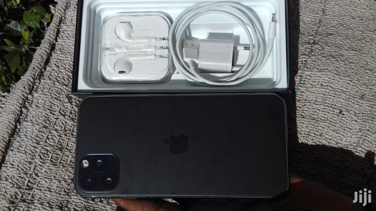 Archive: Apple iPhone 11 Pro Max 256 GB Black