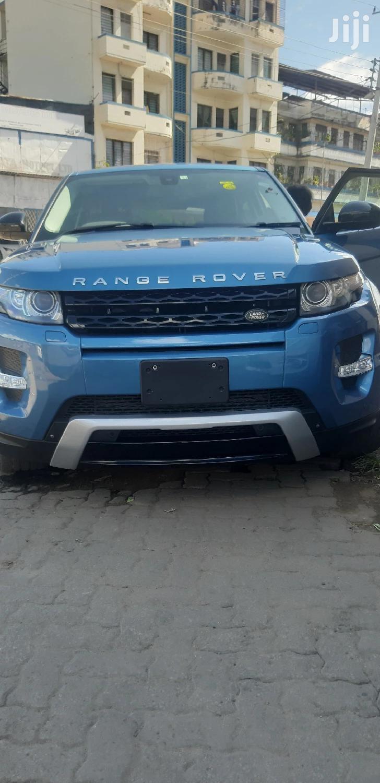 Land Rover Range Rover Sport 2014 Blue