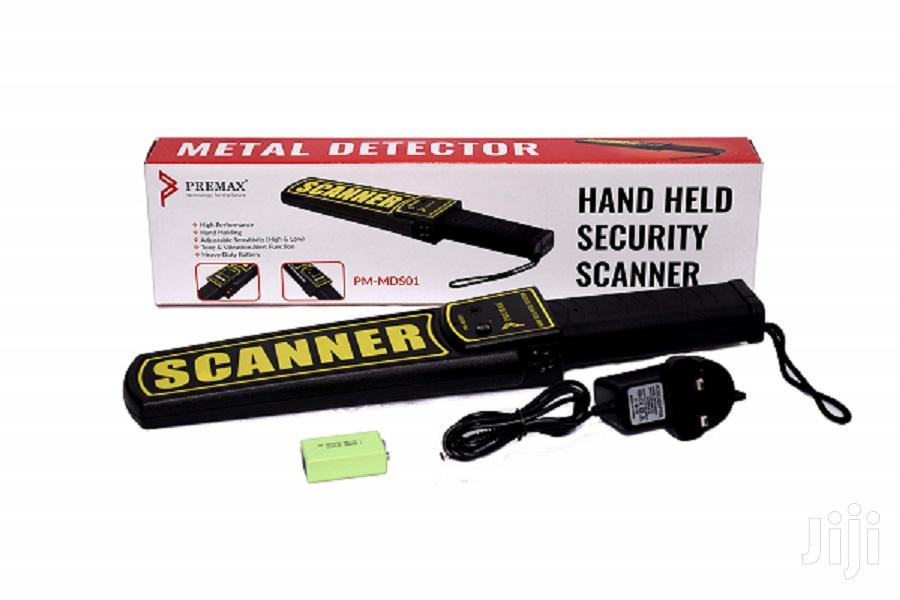 Premax Handheld Metal Detector