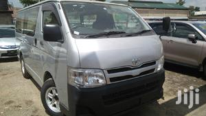 Toyota Hiace 7L Diesel Automatic 2013 Silver For Sale | Buses & Microbuses for sale in Nairobi, Kilimani