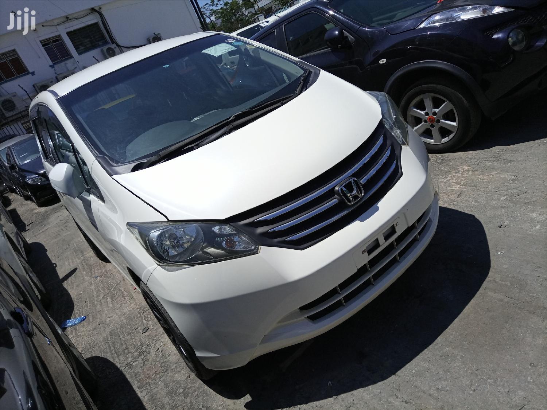 Honda Freed 2011 White in Mvita - Cars, Elias Njue | Jiji ...