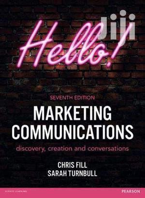 Marketing Communications-  Chris Fill | Books & Games for sale in Nairobi, Nairobi Central