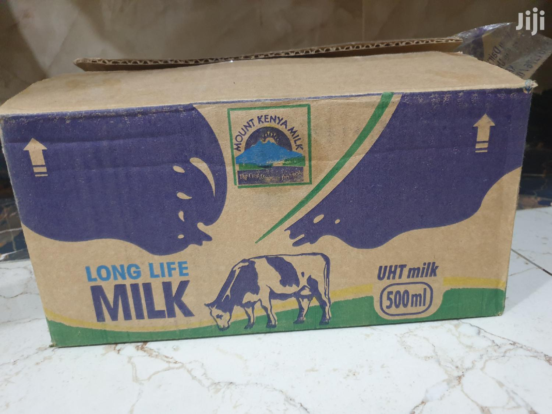 Mount Kenya Milk 12 Pcs