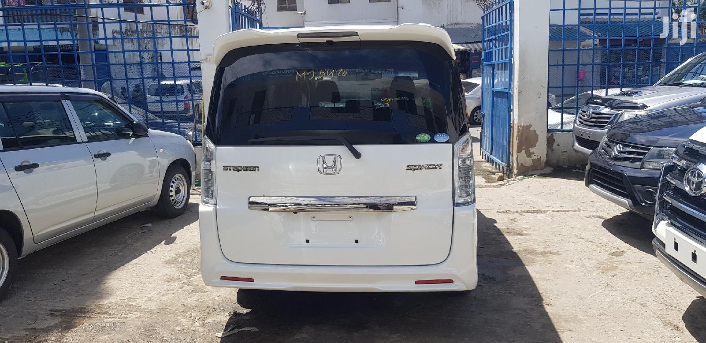 Honda Stepwgn 2014 White | Cars for sale in Mvita, Mombasa, Kenya