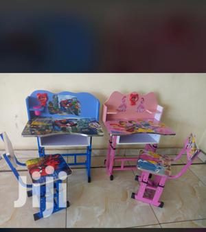 Kids Study Table And Chair   Children's Furniture for sale in Nairobi, Ngara