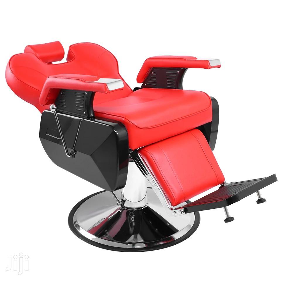 Black And Red Seat | Salon Equipment for sale in Nairobi Central, Nairobi, Kenya
