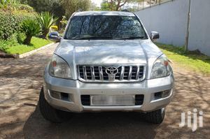 Toyota Land Cruiser Prado 2006 Silver | Cars for sale in Nairobi, Kilimani