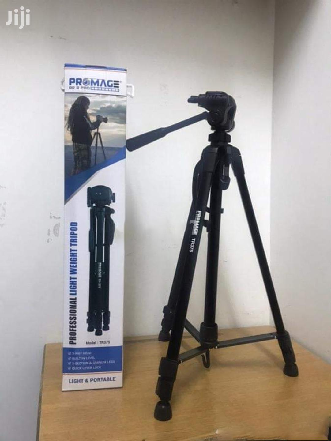 Promage Tr410 Heavy Weight Camera Tripod Stand