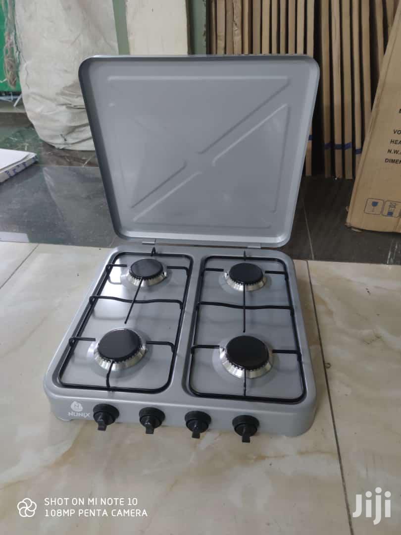 Archive: 4 Burner Tabletop Gas Cooker