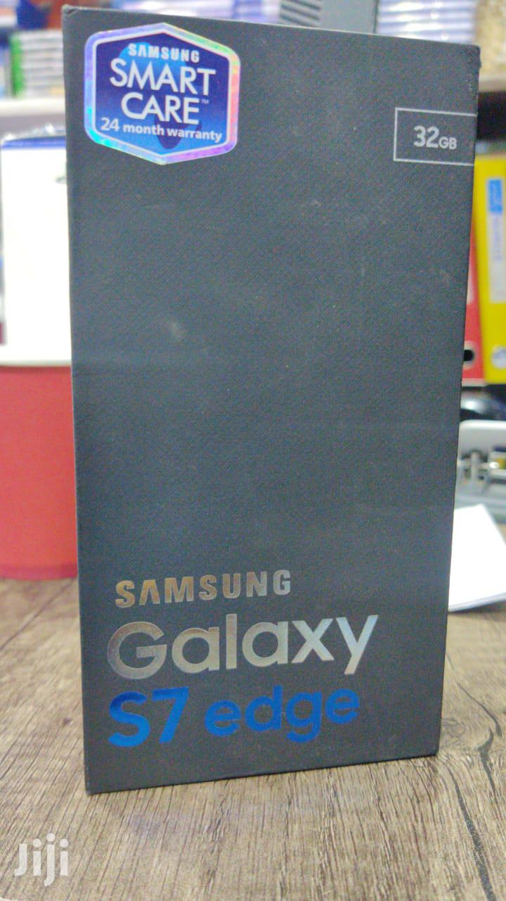 Archive: Samsung Galaxy S7 edge 32 GB Black