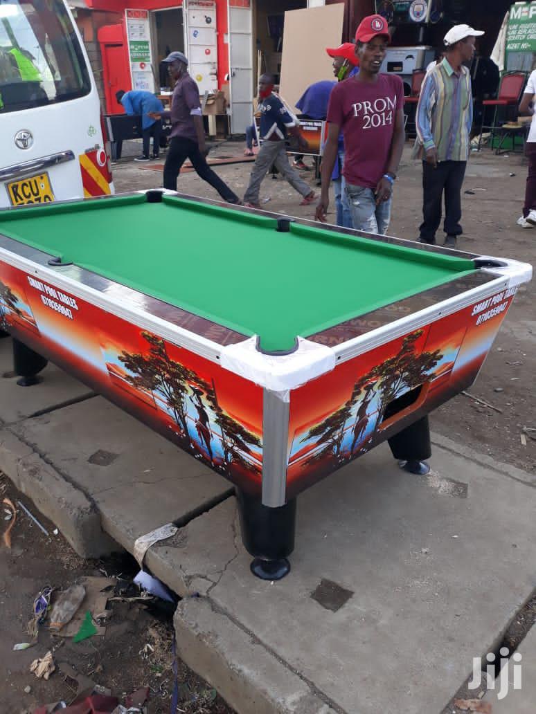 Smart Pool Tables