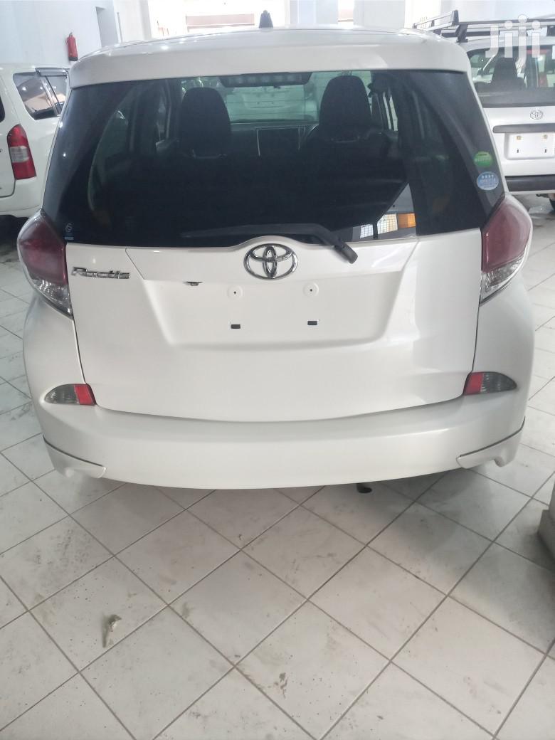 Toyota Succeed 2014 White | Cars for sale in Mvita, Mombasa, Kenya