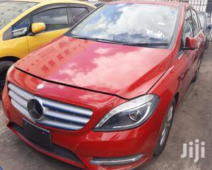 Mercedes-Benz B-Class 2013 Orange | Cars for sale in Mombasa, Mvita
